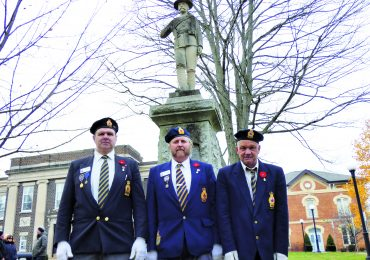 Haldimand Remembrance