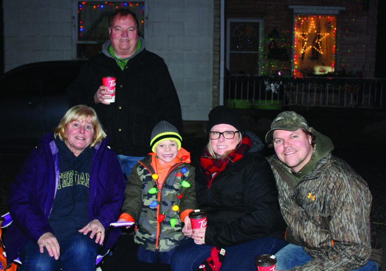 Christmas cheer in Haldimand