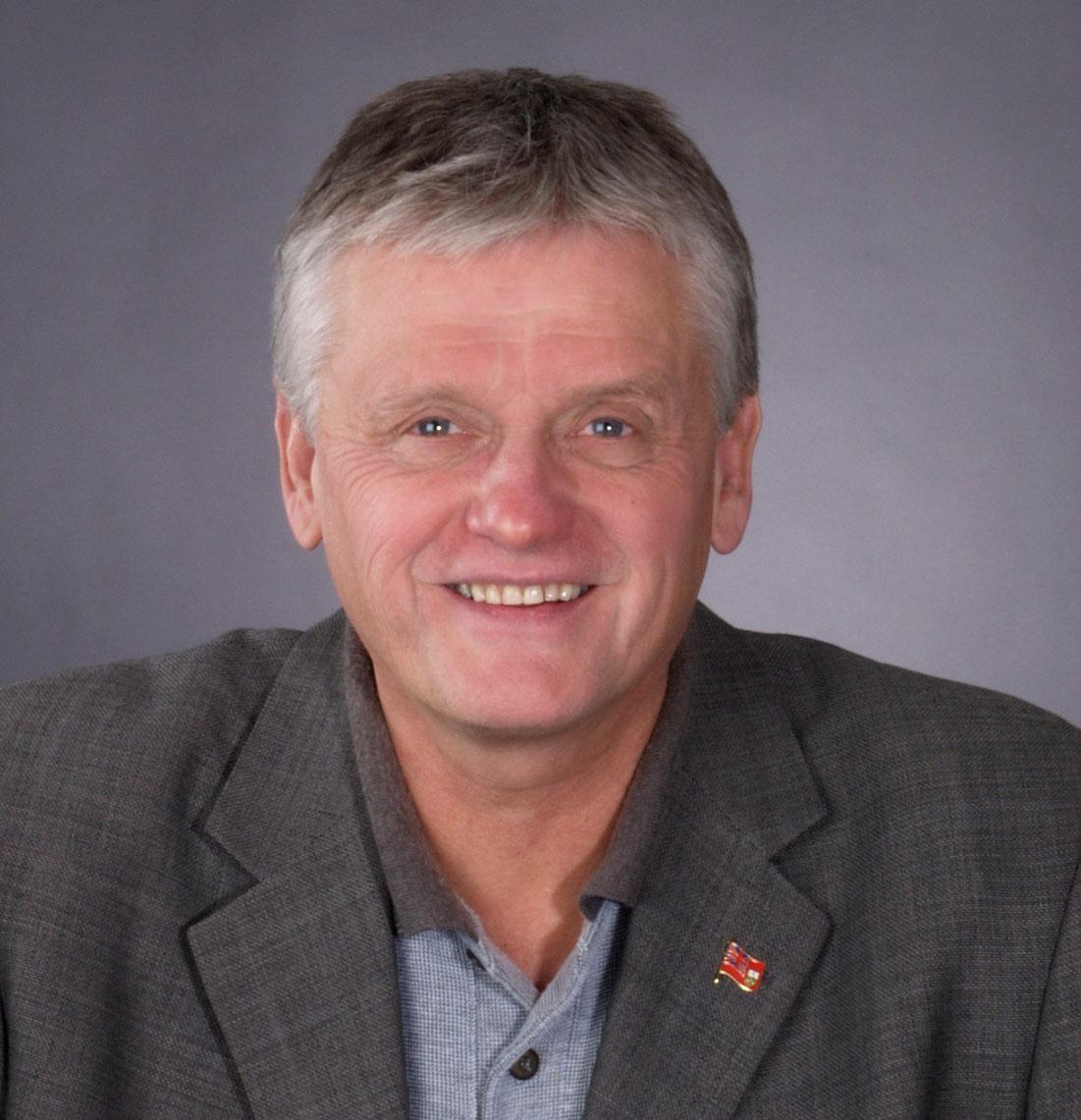 Toby Barrett, MPP Haldimand Norfolk