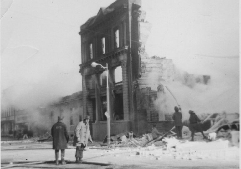Remembering the Victoria Hotel fire 50 years later: A devastation that left 14 people missing