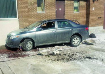 Two children run over on Main Street in Hagersville
