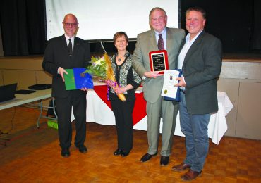 Hagersville's Volunteer Recognition and Awards Night