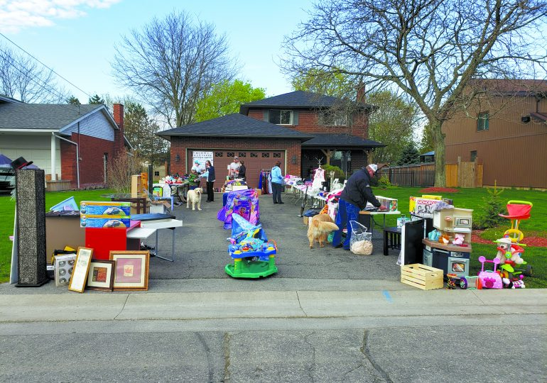 Finding the cure for CF Caledonia family hosts fundraiser
