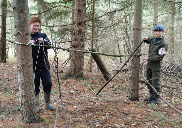 Cadets learn skills