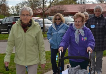 $12K raised at Dunnville Alzheimer's Walk