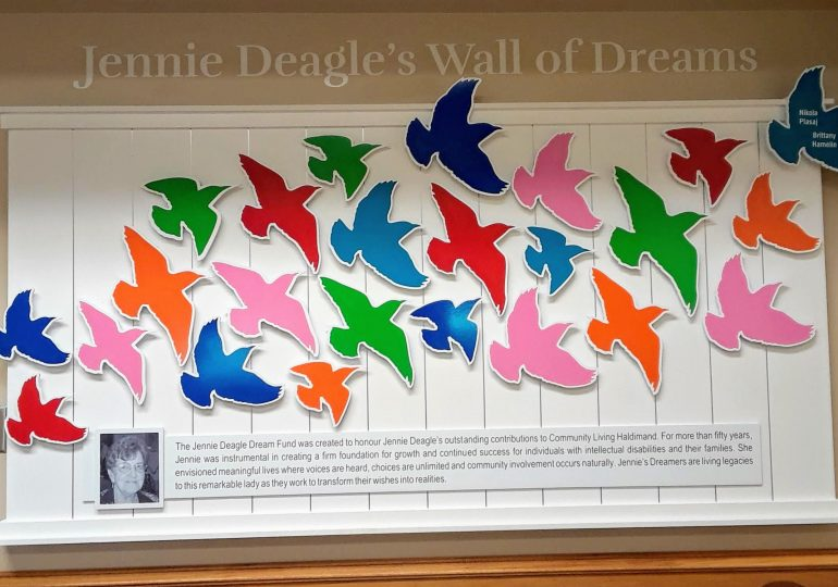 Jennie Deagle Dream Fund grants first two wishes