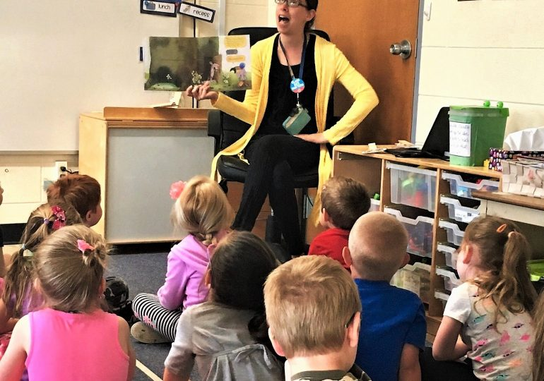 On the Job with…  Courtney Smith, Early Childhood Educator at JLM