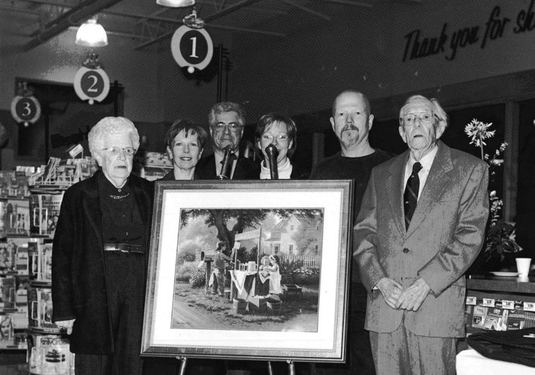 The Johnston family: Providing food for tables in Hagersville and area for 60 years