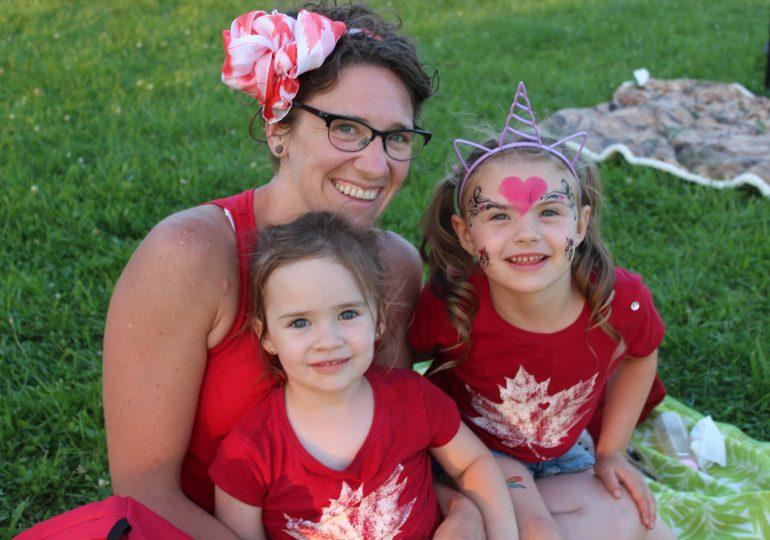 Haldimand shows its Canadian pride