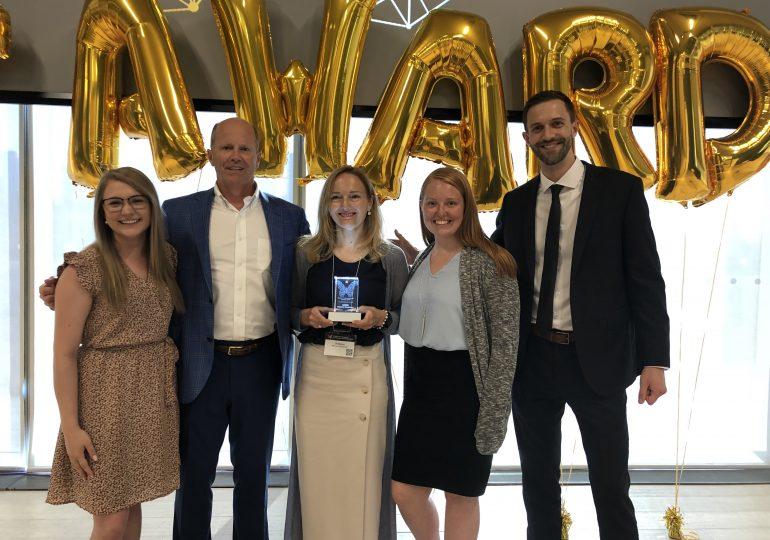 Morison Insurance wins national award