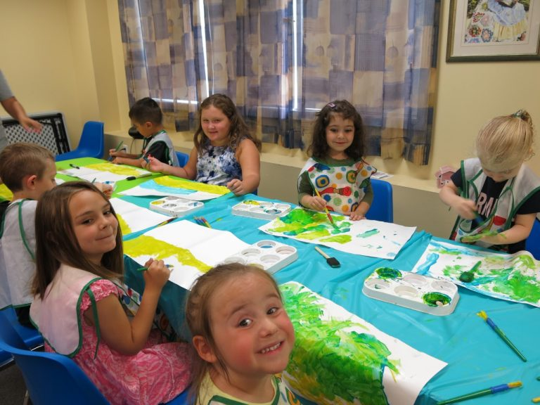 Beach party comes to Hagersville Library
