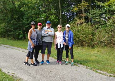 Caledonia's Terry Fox Run supports cancer research