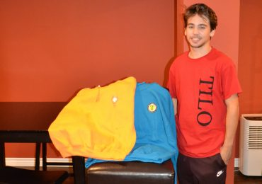 Dunnville teen launches clothing line