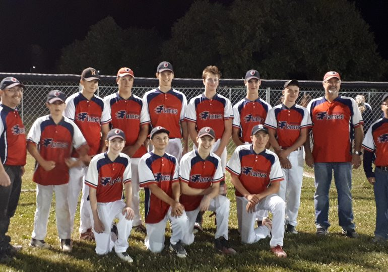 Fisherville Bantam boys are local, Ontario champs