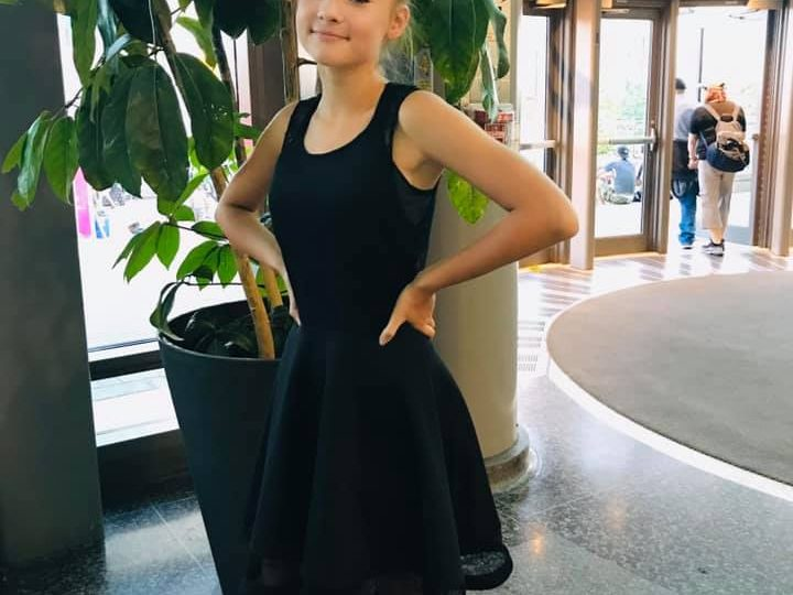 Sienna Rose Kocsis places third at CNE's Rising Star Competition