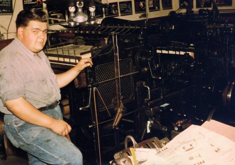 Remembering BobHall: A pillar of The Haldimand Press