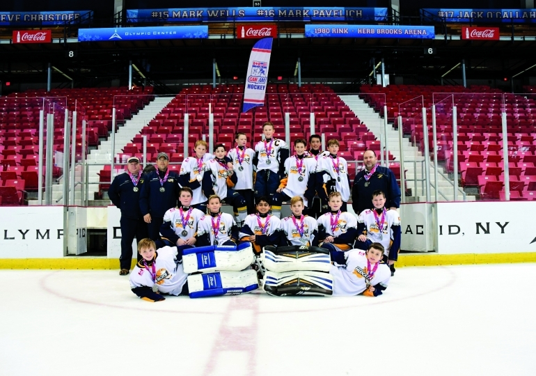 PeeWee reps bring home silver