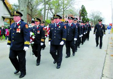 Haldimand Press Remembers