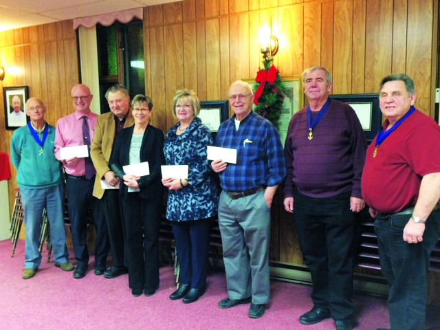 Knights of Columbus support local charities