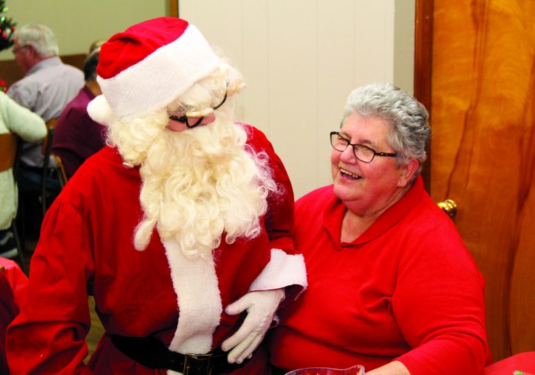 Seasoned Souls doubly blessed by Santa