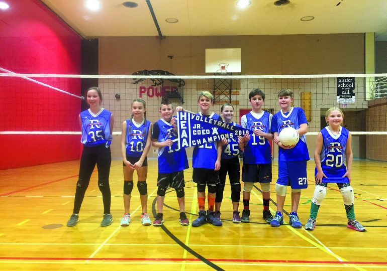 Junior Haldimand volleyball teams compete ahead of CAGE tournament