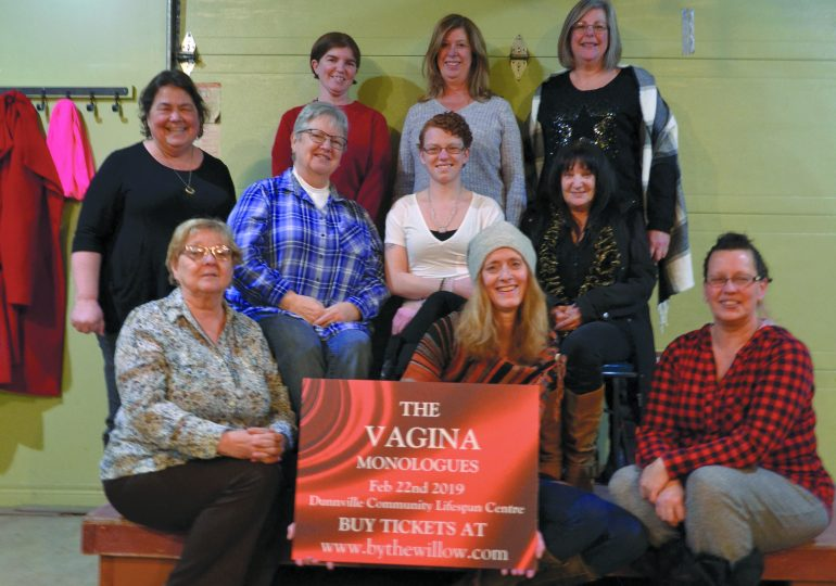 The Vagina Monologues coming to Dunnville