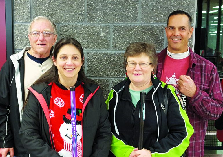 Curling club crowns  fall session champions