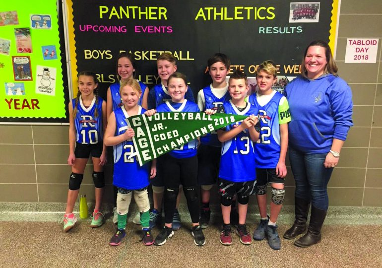 River Heights junior team victorious at CAGE