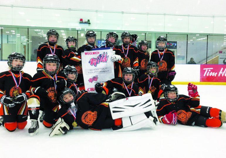 RiverCats girls victorious