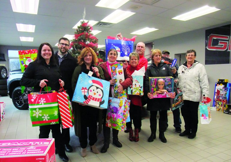 Children's Aid Society's Christmas Wishes campaign a success