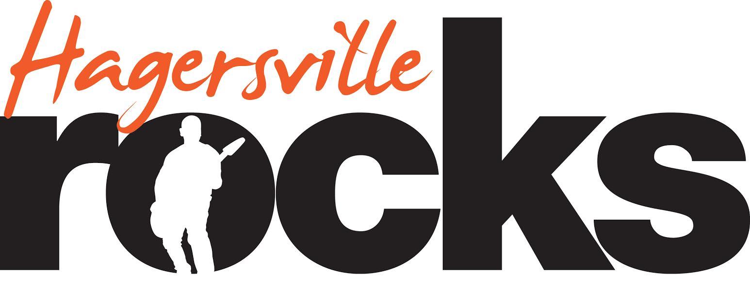 Hagersville Rocks Logo