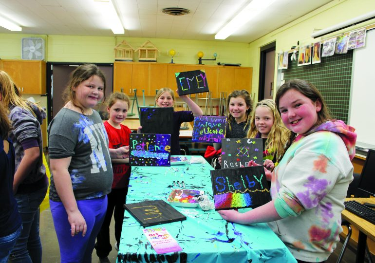 Another kind of soup: Art Soup 2019 at HSS