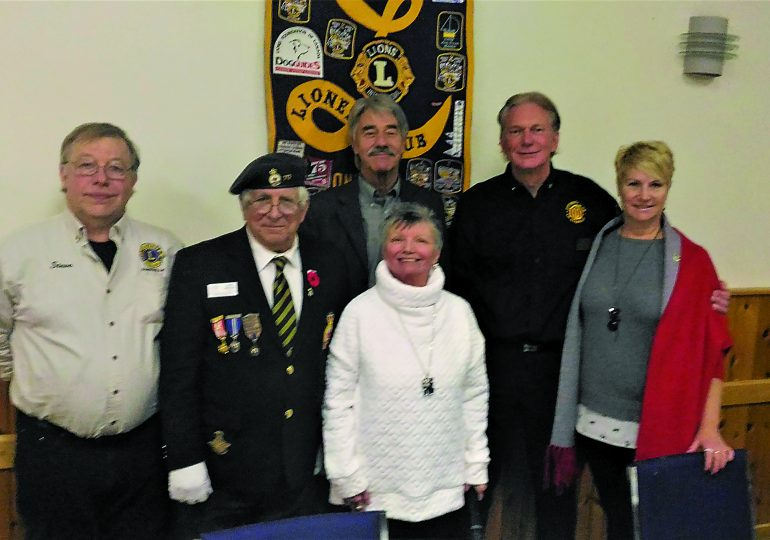 Dunnville service clubs gather