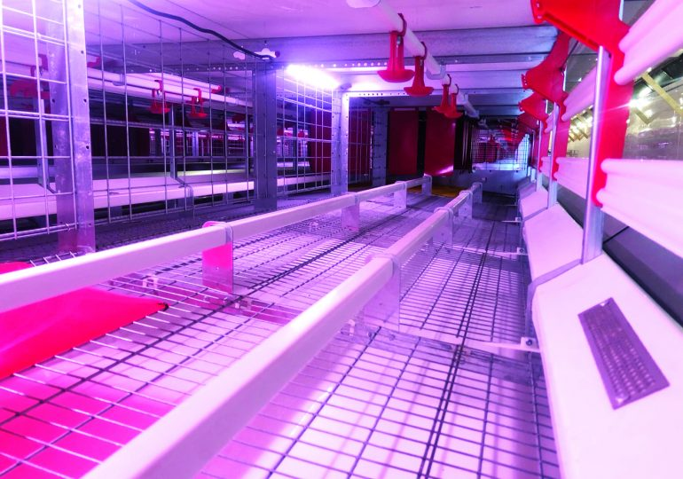 On the front edge: Space age technology comes down to earth on Haldimand farm