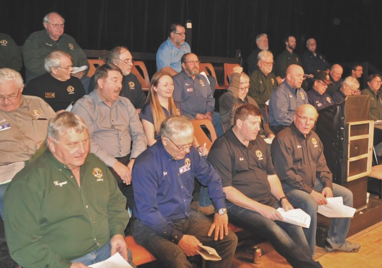 Jarvis Lions Club presents 66th annual show: Route 66