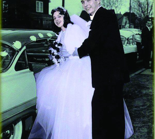 Till death do us part: An old-fashioned love story