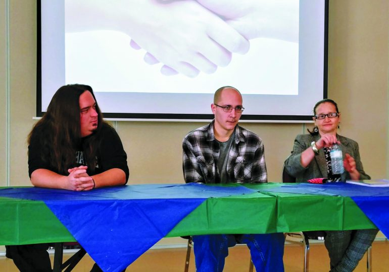 Expo continues the conversation on mental health