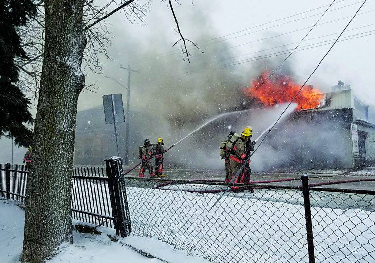 Selkirk business burns, $1 million in damages