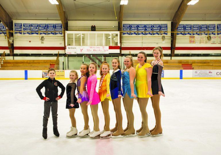 Hagersville skaters reach the podium
