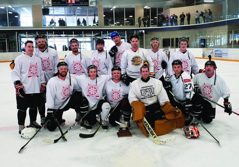 Annual Canuck Tournament held in Cayuga