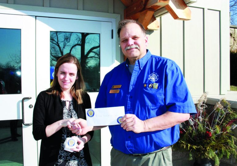 Optimist Club of Haldimand helps to bring out the best in youth