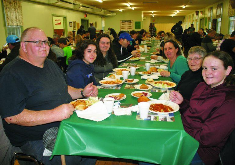 4-H hosts spaghetti dinner