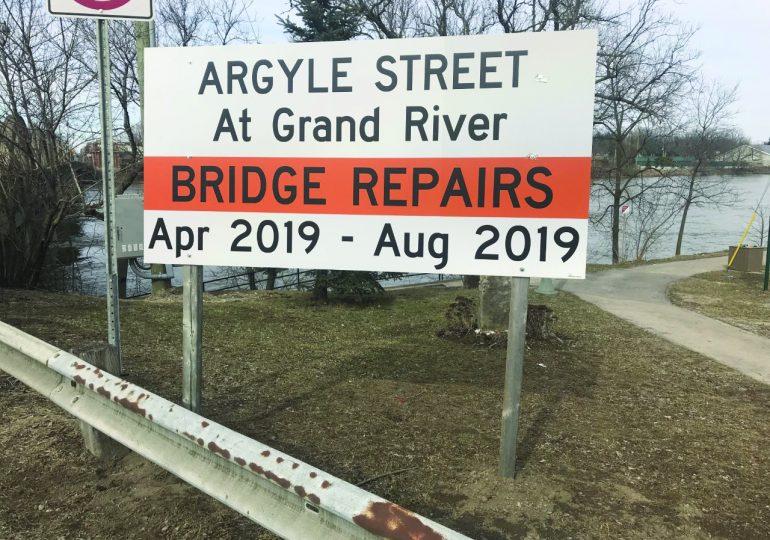Argyle Bridge work to begin by end of April, single lane & full closures