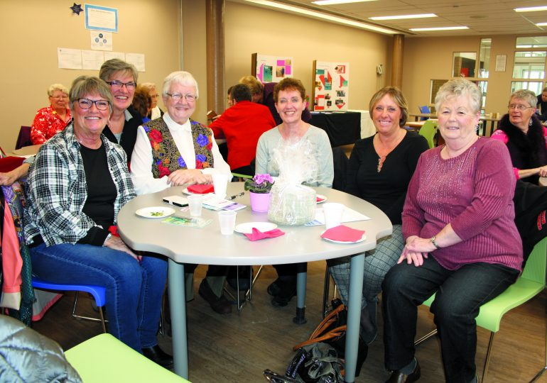 West Haldimand General Hospital Aux thanks volunteers
