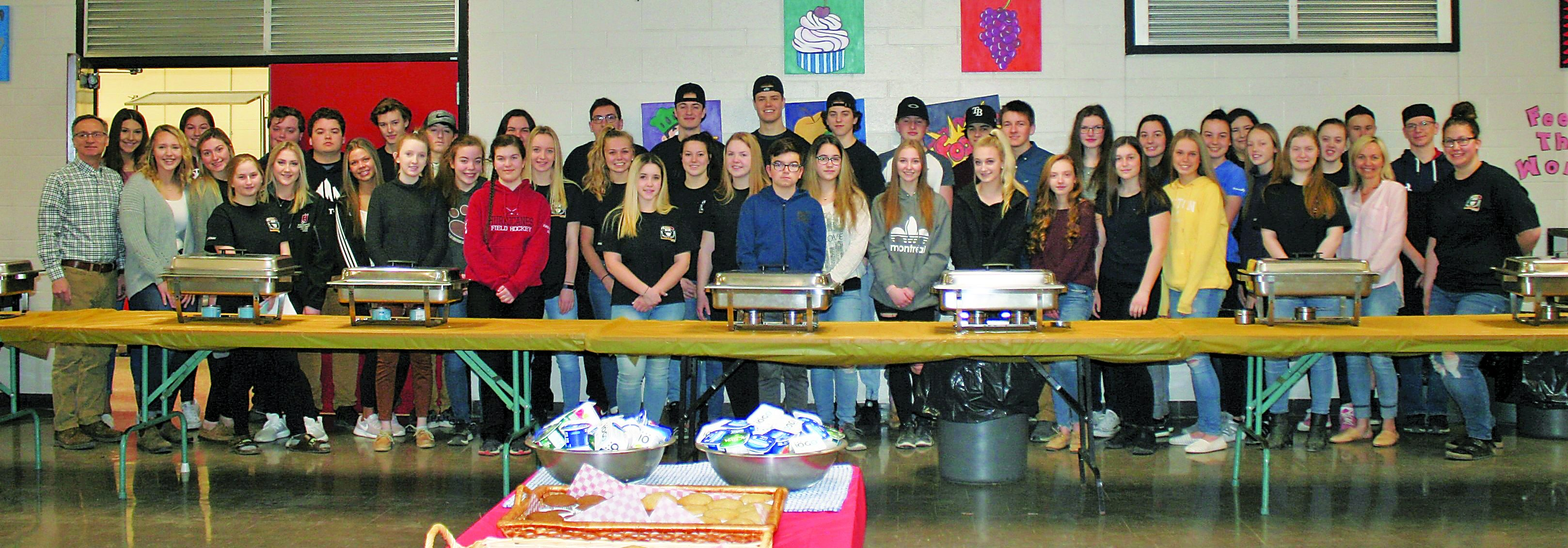 Crime Stoppers of Hagersville Secondary School