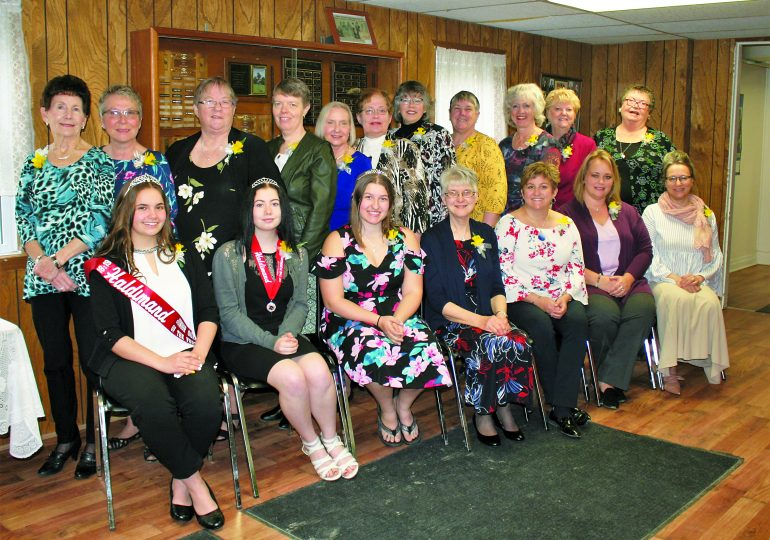 HFAWomen's Committee hosts 64th annual Daffodil Luncheon