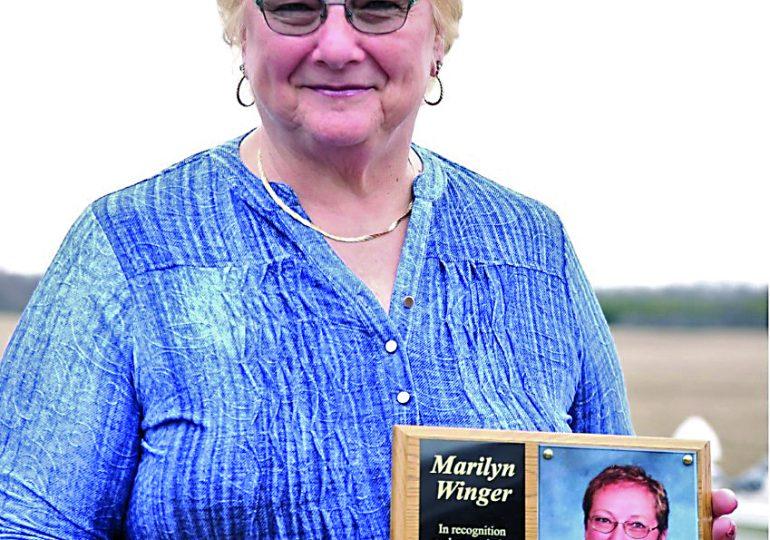 Marilyn Winger: A pillar of Cayuga's Brantwood Villa retires