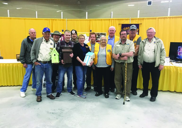 Dunnville Lions Home Show draws crowds on Easter weekend