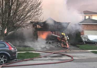 Three fires hit Haldimand in 21 hours