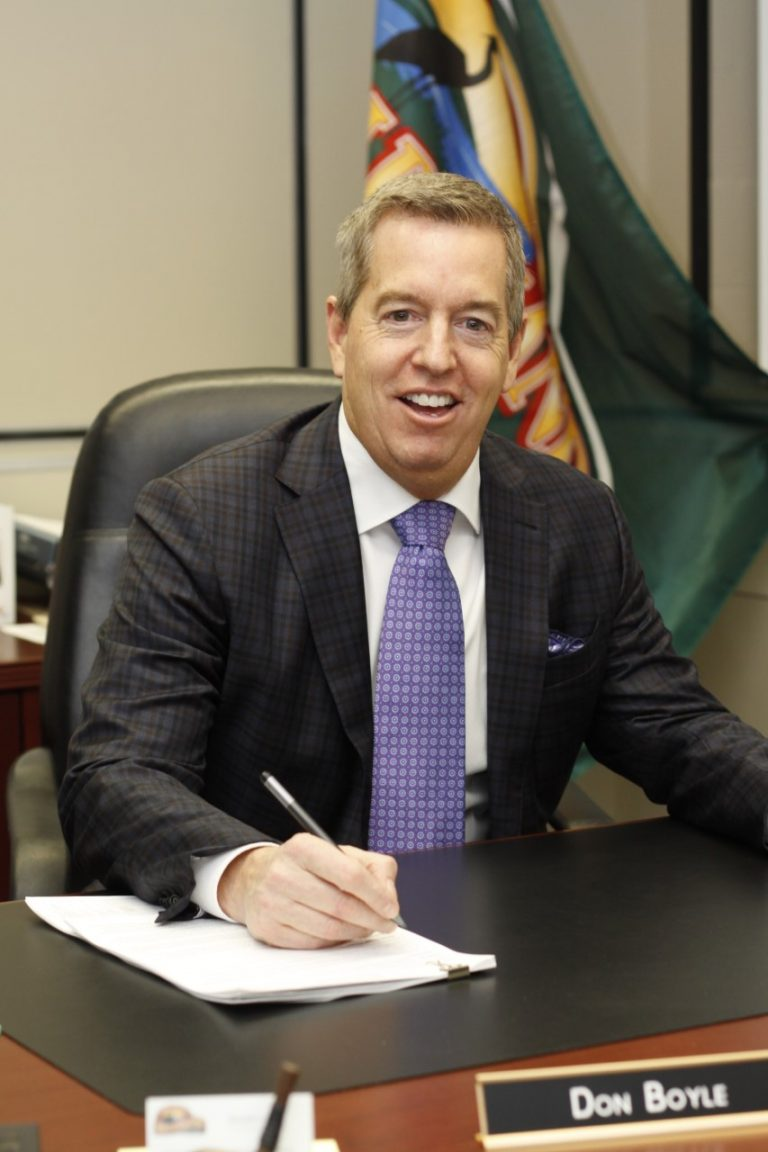 The hired head: Don Boyle, CAO